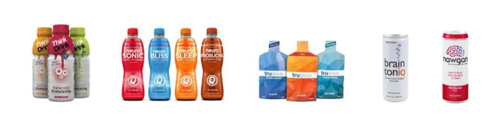 Не все из появившихся на рынке напитков с ноотропами завоевали сердца потребителей