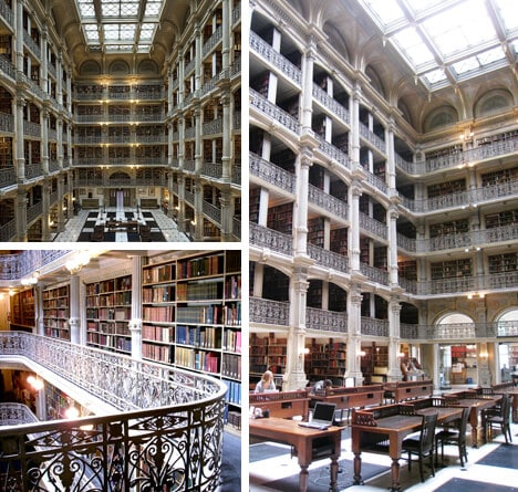 George-Peabody-Library-Johns-Hopkins-University-Baltimore