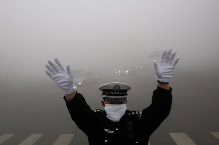 В последние годы экологическая ситуация в Китае резко обострилась