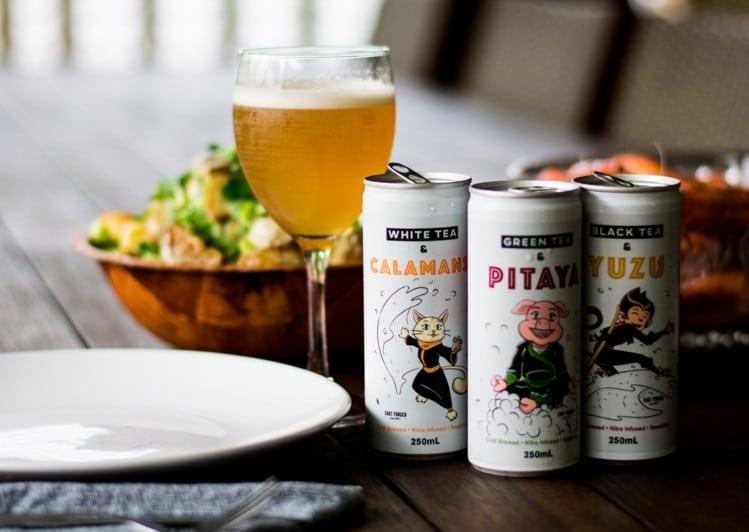 В Австралии выпустили на рынок инновационный безалкогольный напиток, который выглядит как пиво, наливается как пиво, но на вкус как чай.