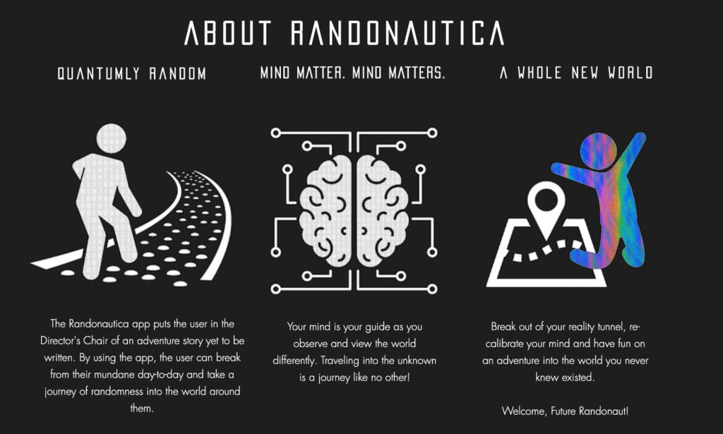 Открыть реальность. Приложение Randonautica даёт возможность получения необычного опыта
