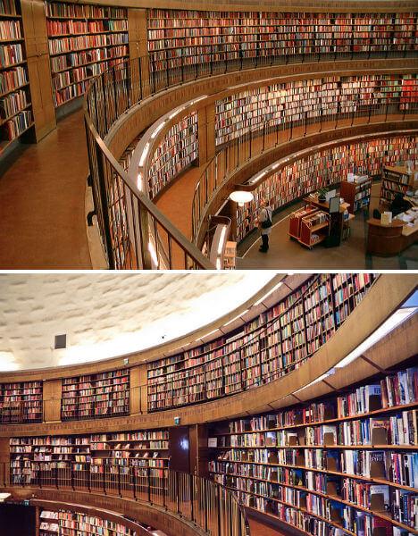 маркетинг в публичных библиотеках франции
